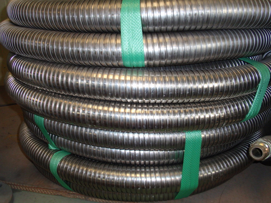 Strip Wound interlock Hose